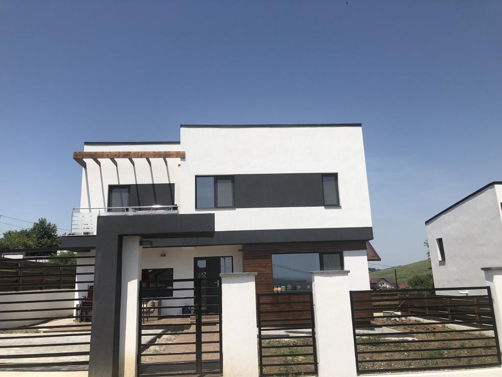 Proiect unic! Casa individuala 4 camere, 120 mp utili, Pacurari-Rediu