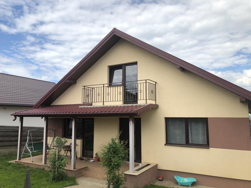 Casa 3 camere,100 mp utili,450 mp teren,Valea Adanca (Miroslava)