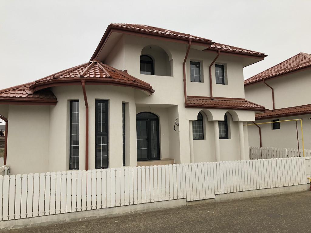 Miroslava-proiect deosebit,casa individuala,97 mp utili - CANALIZARE
